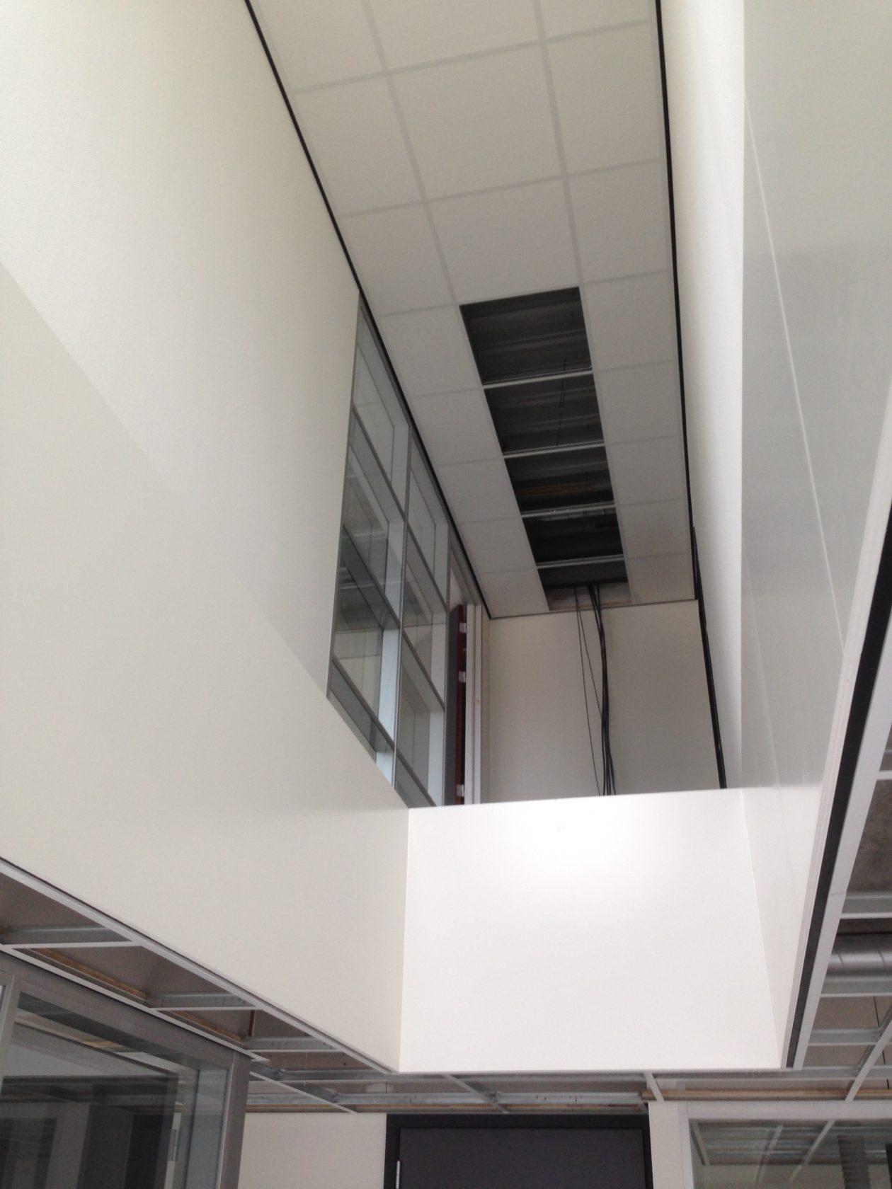 Nieuwbouw kantoor aan het Vision Park in Apeldoorn