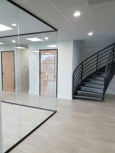Nieuwbouw kantoor TZMO in Den Bosch