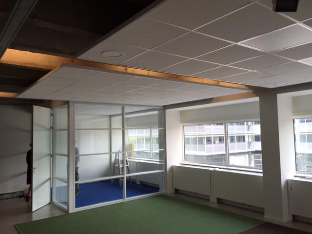 Herinrichting kantoor Randstad in Amsterdam
