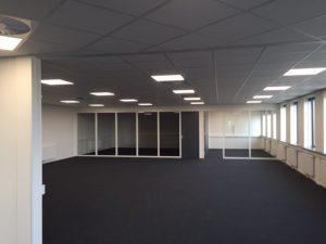 Nieuwbouw kantoor Houten
