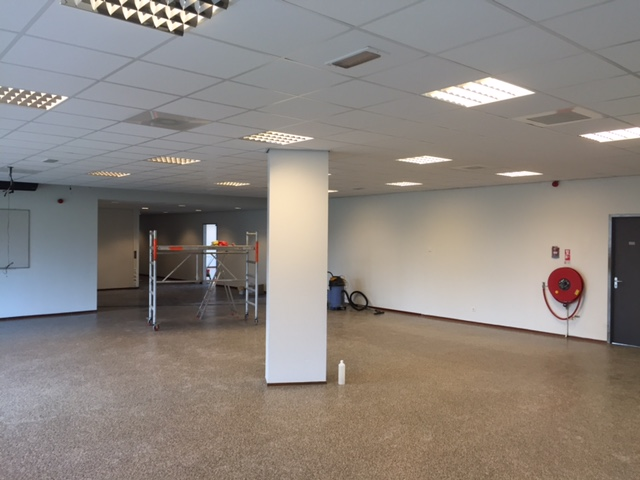 Nieuwbouw en renovatie scholengemeenschap in Utrecht