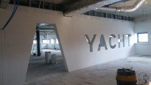 Nieuwbouw kantoren YACHT in Groningen en Utrecht